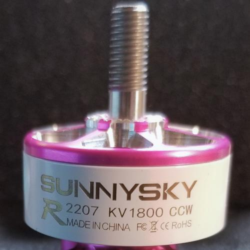 Sunnysky Edge Racing E-R2207 1800KV